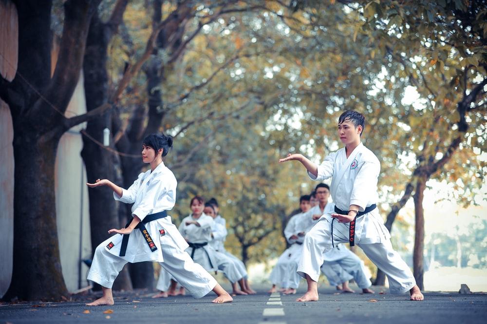 Trucos para las artes marciales