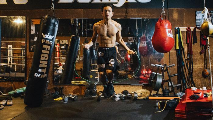 Ejercicios para boxear