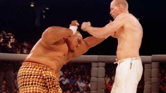 El encuentro que definió el inicio de la UFC.
