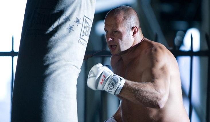 Fedor Emelianenko destacado luchador de las artes marciales.
