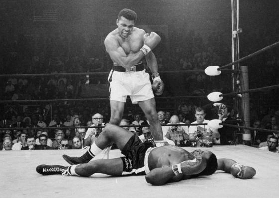 Muhammad Ali entre los mejores boxeadores en la historia