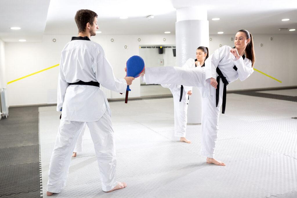 Técnicas del Taekwondo