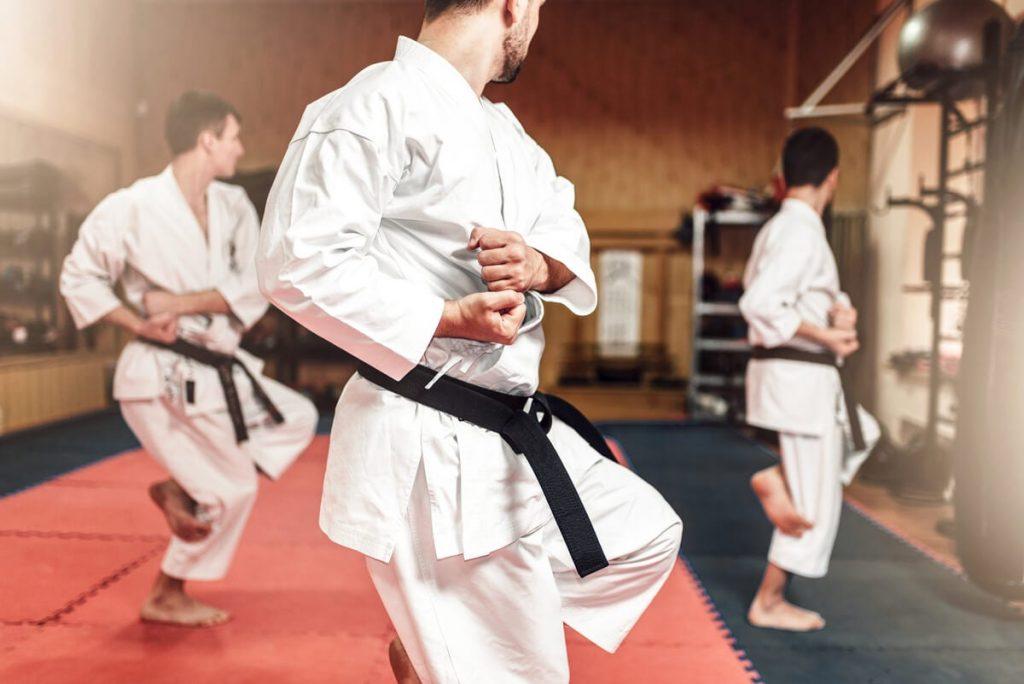 Artes marciales más antiguas